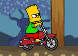 Simpson Adventure Bart Simpson