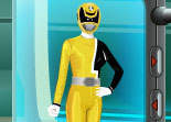 Power Ranger Dress Up