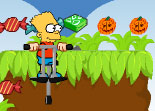 The Simpsons Halloween Jump