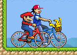 Mario Cycle Racing