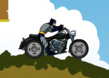 Batman Motorcycle