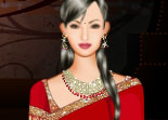 Asian Traditional Dress Up 1