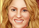 Beautiful Shakira Makeover