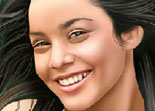 Celebrity Vanessa Hudgens Makeover