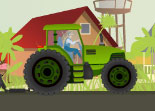Farmer Ted's Tractor Rush