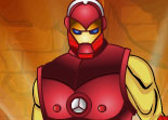 Iron Man Dress Up 2