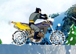 Batman Motorbike Racing