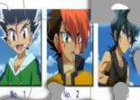 Metal Fight Beyblade Puzzle