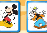 Mickey and Friends Memory Cards