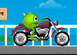 Monsters University Bike