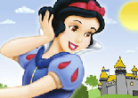 Snow White Princess Jigsaw