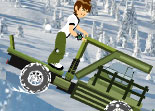 Ben 10 Snow Machine