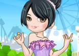 Flower Princess Dressup