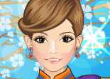 Oriental Fashion Dress Up