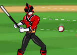 Baseball Power Rangers