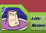 Space Ranger Buzz Lightyear's Galactic Shootout