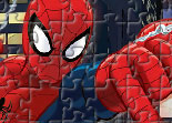 Spiderman Jigsaw