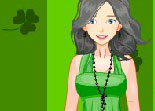 St Patricks Day Fashion Dress Up