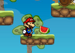 Super Mario's Fruits