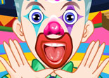 Comical Clown Make-Up
