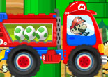 Mario Truck Egg Delivery