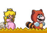 Mario and Princess Elope