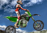 Motocross Bike Drifter