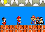 Too Much Marios