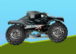Monster Truck Drifter