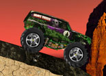 Monster Truck Dust Race
