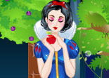 Nancy and Snow White