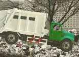 Garbage Truck Driver