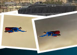 Take Superman Photo
