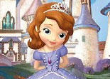 Sofia the First Sliding Puzzle