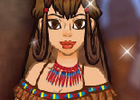 Aztec Princess Dress Up