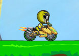 Power Rangers Samurai Motocross