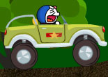 Doraemon Car Driving Challenge